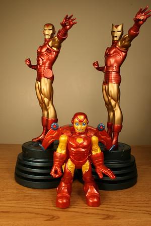 Bowen Designs Iron Man Statues