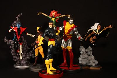 Bowen Designs X-Men Statues