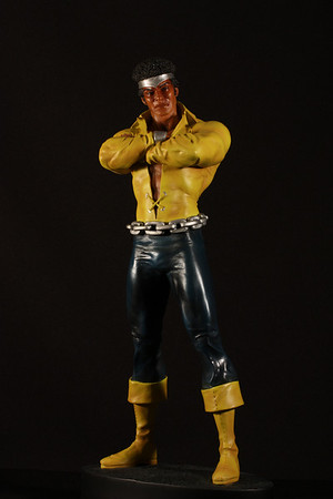Bowen Designs Power Man Statue PHASE 4