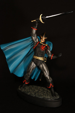 Bowen Designs Black Knight Statue PHASE 4