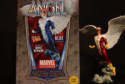 Bowen Designs Angel Statue Yellow Version PHASE 4