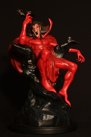 Bowen Designs Mephisto Statue PHASE 4