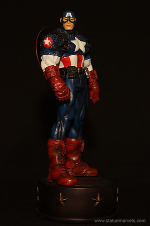 Bowen Designs Ultimate Captain America Statue PHASE 4