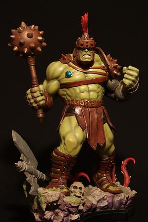 Bowen Designs Planet Hulk Statue PHASE 4