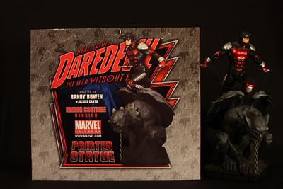 Bowen Designs Daredevil Statue Armored Version PHASE 4
