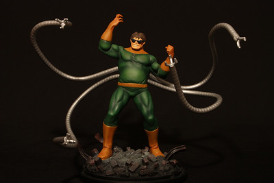 Bowen Designs Doctor Octopus Statue PHASE 4