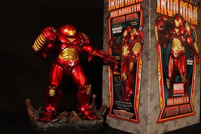 Bowen Designs Iron Man Hulkbuster Statue PHASE 4