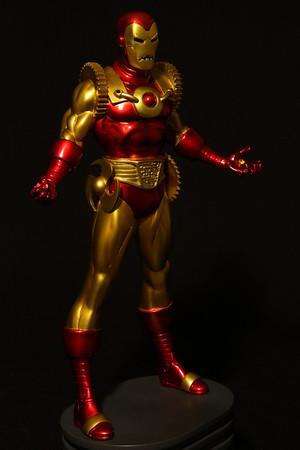 Bowen Designs Iron Man 2020 Statue PHASE 4 from set