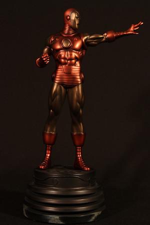 Bowen Designs Faux Bronze Iron Man Statue PHASE 4