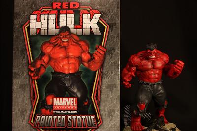 Bowen Designs Red Hulk Statue PHASE 4
