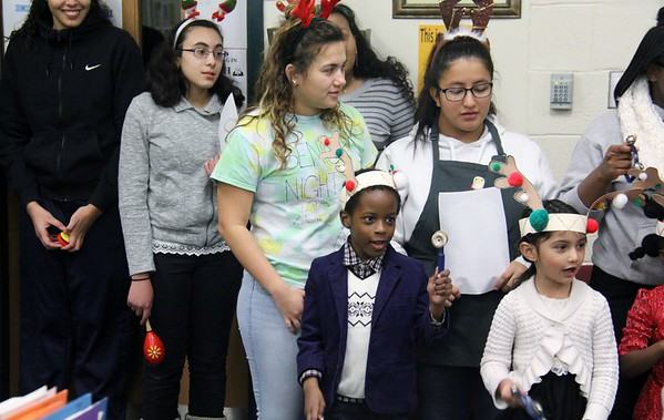 AM Child Development Caroling 12-15-16