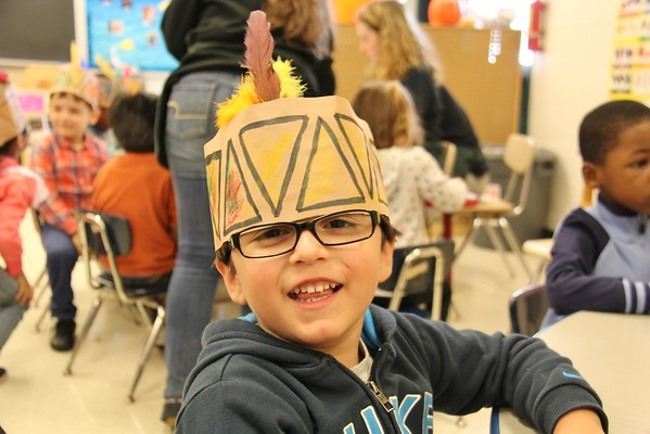 AM Child Development Native American Day 11-17-16