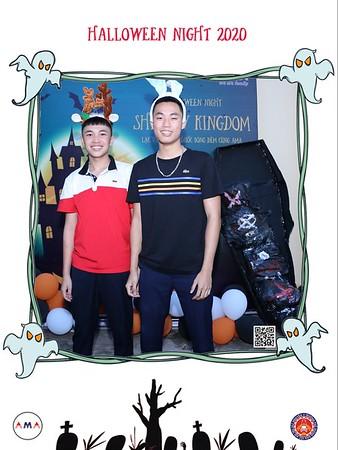 Trung Tâm Anh Ngữ AMA - Buôn Ma Thuột | Halloween 2020 instant print photo booth in Buon Ma Thuot | Chụp hình in ảnh lấy liền tại Buôn Ma Thuột | Buon Ma Thuot Photobooth