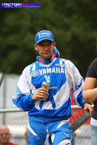 Chad Reed after a great ride battling with RC