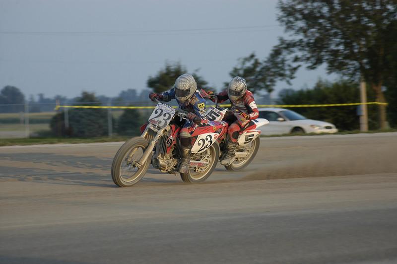 Thursday Half-mile, photo by Dewanna Comer, courtesy American Motorcyclist Association