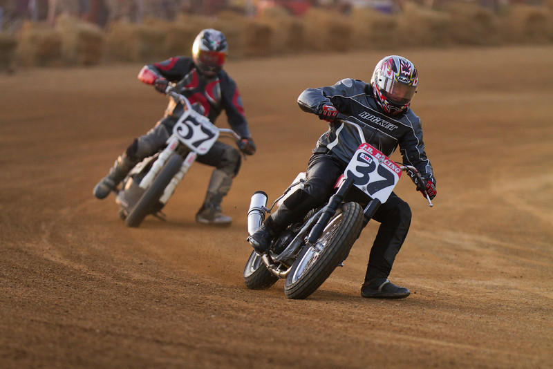 AMA Vintage Grand Championships July 21, 2012 at the Ashland County Fairgrounds in Ashland, Ohio. Photo by Corey Mays, courtesy of the AMA.