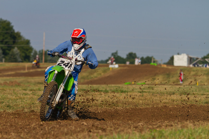 "AMA Vintage Grand Championships July 21-22, 2012 at Mid-Ohio Sports Car Course in Lexington, Ohio. Photo by <a href=""http://www.maysphotos.com/"">Corey Mays</a>, courtesy of the AMA."