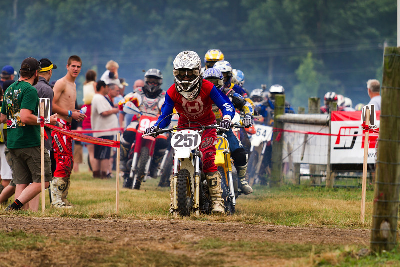 "AMA Vintage Grand Championships July 20, 2012 at Mid-Ohio Sports Car Course in Lexington, Ohio. Photo by <a href=""http://www.maysphotos.com/"">Corey Mays</a>, courtesy of the AMA."