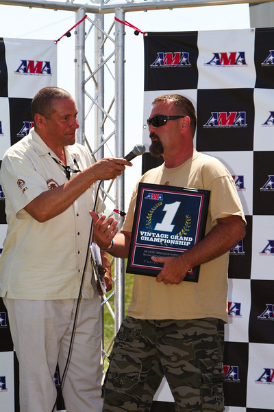 """AMA Vintage Grand Championships July 22, 2012 at Mid-Ohio Sports Car Course in Lexington, Ohio. Photo by <a href=""""http://www.maysphotos.com/"""">Corey Mays</a>, courtesy of the AMA."""