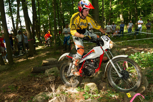 2012 Vintage Grand Championships: Trials