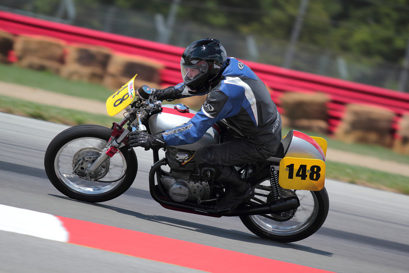 """AMA Vintage Grand Championships July 21-22, 2012 at Mid-Ohio Sports Car Course in Lexington, Ohio. Photo by <a href=""""http://m5racing.com"""">David Stanoszek/M5 Racing</a>, courtesy of the AMA."""