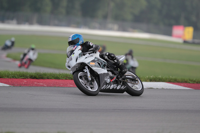 "AMA Vintage Grand Championships, Mid-Ohio Sports Car Course, Lexington, Ohio, July 19-21, 2013. Photo by <a href=""http://www.m5racing.com"">David Stanoszek/M5 Racing</a>, courtesy of the American Motorcyclist Association."