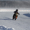 2013 AMA Ice Race Grand Championships, Feb. 9-10 in Cadillac, Mich. Photo by Jen Muecke/American Motorcyclist Association