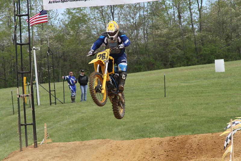 AMA Vintage Motocross and Hare Scrambles National Championship Series Presented by JT Racing, May 4-5, 2013 in Athens, Ohio. Photo by David L. Patton Jr., courtesy of the AMA.