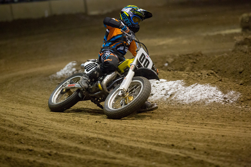 """AMA Dirt Track Grand Championship, July 6-10, 2015 in Du Quoin, Ill. Photo by <a href=""""http://www.shiftonephoto.com"""">Josh Rud/www.shiftonephoto.com</a>, courtesy of the American Motorcyclist Association."""