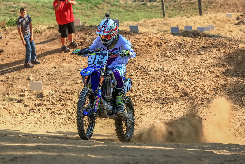 """AMA Hillclimb Grand Championship, hosted by Pioneer Motorcycle Club, August 8-9 in Waterford, Ohio. Photo by <a href=""""https://instagram.com/2ayne/"""">Zayne Watson</a>, courtesy of the American Motorcyclist Association."""