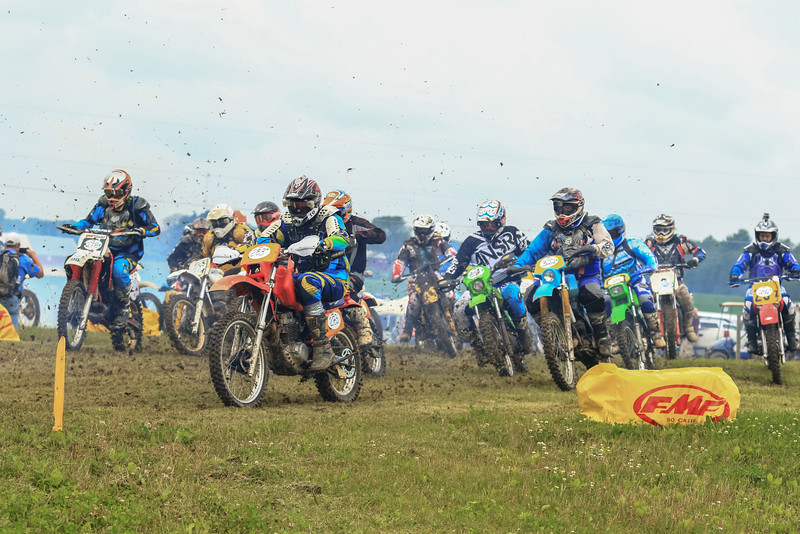 """AMA Vintage Grand Championships, July 10, 2015 at Mid-Ohio Sports Car Course in Lexington, Ohio. Photo by <a href=""""https://instagram.com/2ayne/"""">Zayne Watson</a> for the American Motorcyclist Association."""