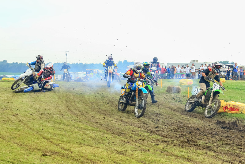 2015 AMA Vintage Grand Championships: Hare Scrambles