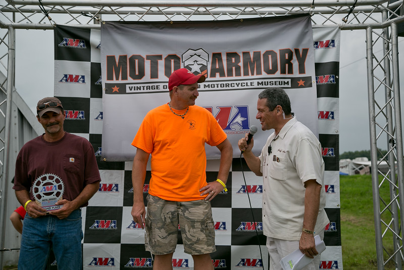 AMA Vintage Grand Championships, July 10, 2015 at Mid-Ohio Sports Car Course in Lexington, Ohio. Photo by Jeff Guciardo/American Motorcyclist Association.