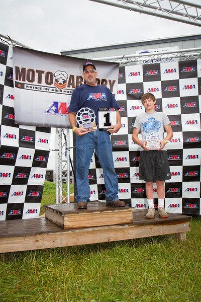 AMA Vintage Grand Championships, July 11-12, 2015 at Mid-Ohio Sports Car Course in Lexington, Ohio. Photo by Halley Immelt/American Motorcyclist Association.