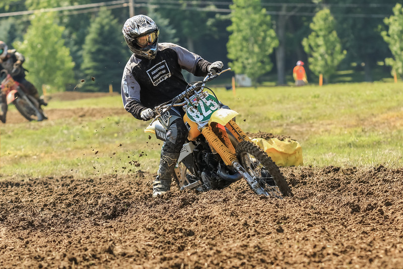 "AMA Vintage Grand Championships, July 11-12, 2015 at Mid-Ohio Sports Car Course in Lexington, Ohio. Photo by <a href=""https://instagram.com/2ayne/"">Zayne Watson</a> for the American Motorcyclist Association."