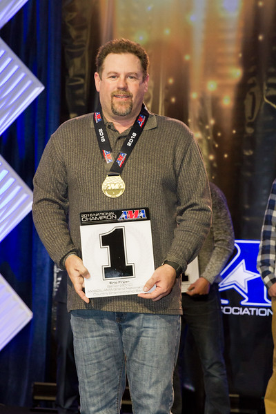 The American Motorcyclist Association recognized its greatest champions and hardest-working organizers from the 2016 season on Jan. 21 during the AMA Championship Banquet at the Hilton Downtown Columbus in Columbus, Ohio. <br /> <br /> More than 500 racers and supporters watched as the AMA presented awards to the top three finishers in national and regional competition, and announced the winners of the prestigious AMA Racer of the Year Awards. <br /> <br /> Photo by Jeff Guciardo/AMA