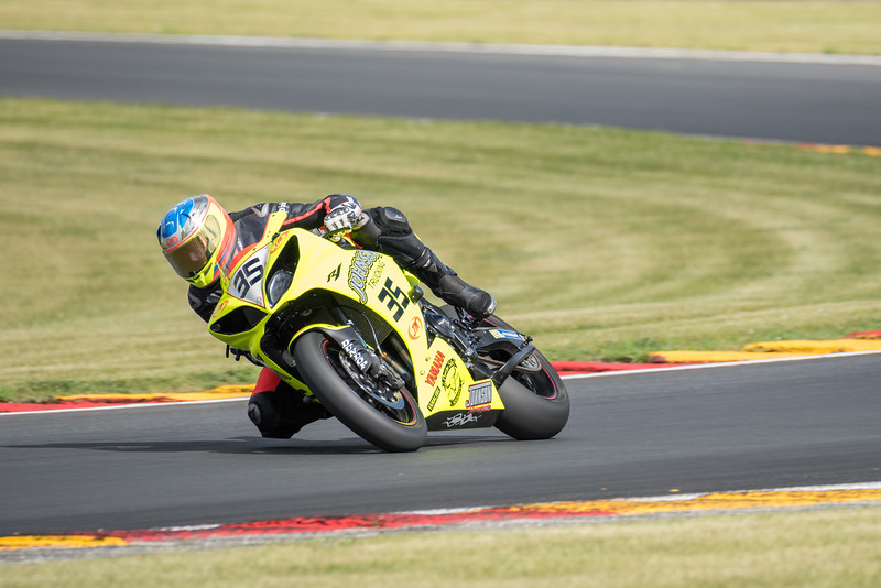"""2016 AMA Road Race Grand Championship, July 1-3, 2016, Road America. Photos by <a href=""""http://2ndaryhwy.smugmug.com"""" target=""""_blank"""">Jen Muecke</a> for the American Motorcyclist Association"""