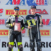 Sunday Podiums
