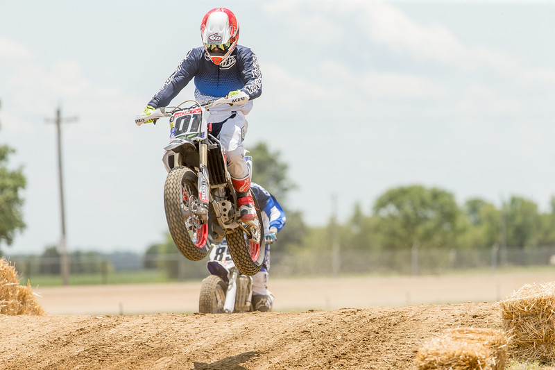 """AMA Dirt Track Grand Championship, July 1-4, 2017: Du Quoin State Fair Grounds - Du Quoin, Ill. Photo by <a href=""""http://www.shiftonephoto.com/"""">Josh Rud</a> for the AMA"""