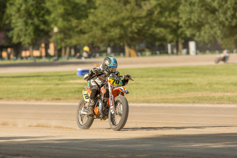 "AMA Dirt Track Grand Championship, July 1-4, 2017: Du Quoin State Fair Grounds - Du Quoin, Ill. Photo by <a href=""http://www.shiftonephoto.com/"">Josh Rud</a> for the AMA"