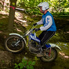 2018 AMA Off-Road Vintage Grand Championship: Trials. July 8, 2018 at Mid-Ohio Sports Car Course in Lexington, Ohio. Photo by Jen Muecke for the American Motorcyclist Association.