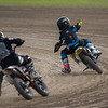 """2019 Flat Track Grand Championship: Short Track - July 25, 2019, Harpster, OH. Photo by <a href=""""http://2ndaryhwy.smugmug.com"""" target=""""_blank"""">Jen Muecke</a> for the American Motorcyclist Association."""