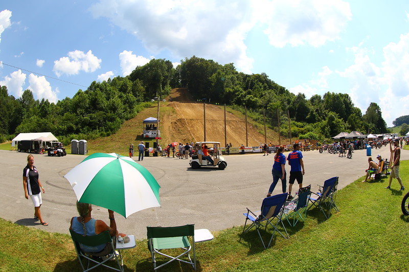 2019 AMA Hill Climb Grand Championship. July 27-28, 2018, at Middle Tennessee Dragway, Buffalo Valley, TN. Photo by Joe Hansen/Electric Eye Images for the American Motorcyclist Association.
