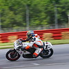 2019 Vintage Road Racing At AMA Vintage Motorcycle Days. July 6-7, 2018, at Mid-Ohio Sports Car Course in Lexington, Ohio. Photo by Joe Hansen/Electric Eye Images for the American Motorcyclist Association.