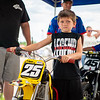 """2020 Flat Track Grand Championship, Long Track - Plymouth, IN. Photo by <a href=""""http://2ndaryhwy.smugmug.com"""" target=""""_blank"""">Jen Muecke</a> for the American Motorcyclist Association."""