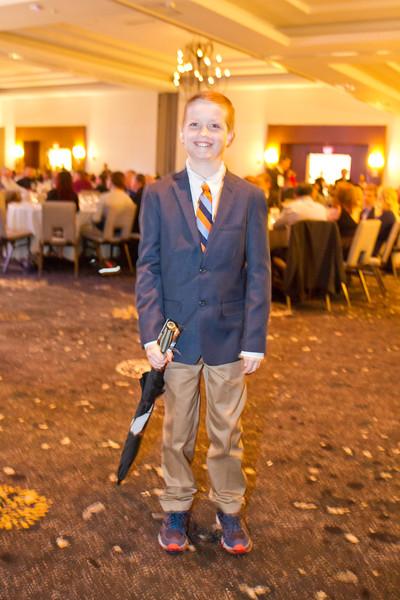AMA Championship Banquet, Jan. 20, 2017 in Columbus, Ohio. Photo by Jeff Guciardo/AMA