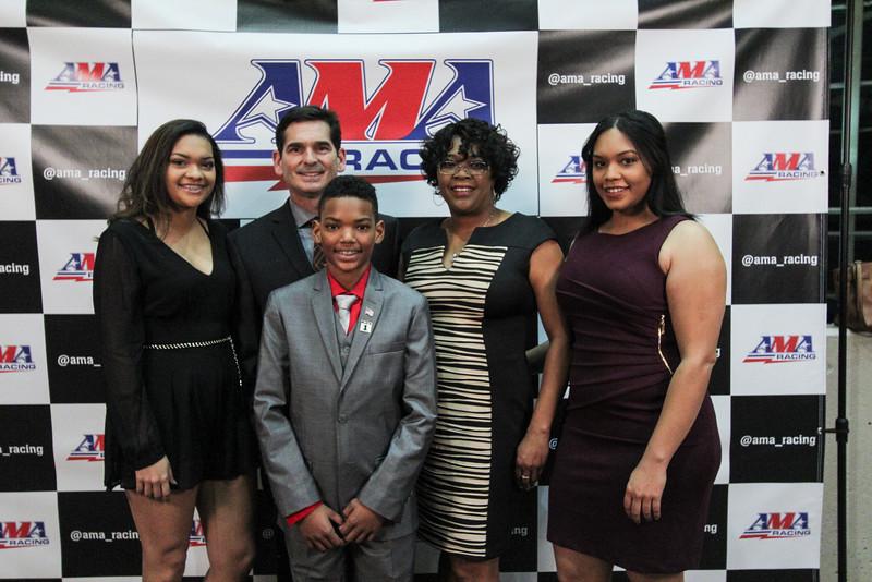 2015 AMA Championship Banquet, Saturday, Jan. 23, at the Hyatt Regency in Columbus, Ohio. Photo by Mark Lapid/American Motorcyclist Association.
