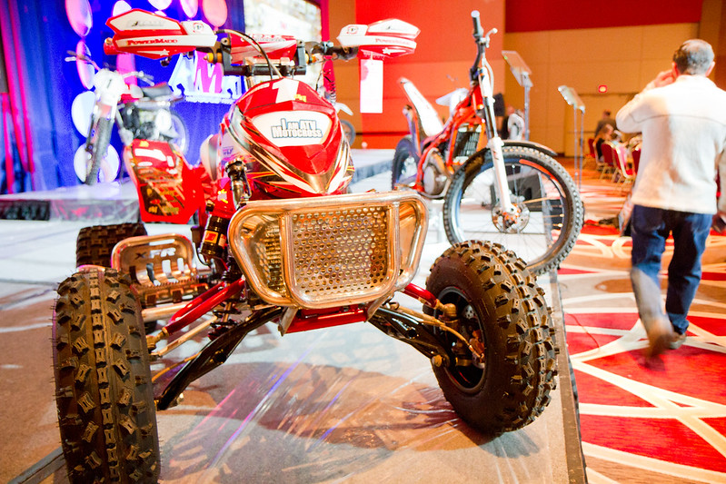 2015 AMA Championship Banquet, Saturday, Jan. 23, at the Hyatt Regency in Columbus, Ohio. Photo by Jeff Guciardo/American Motorcyclist Association.