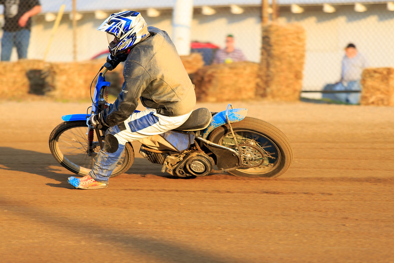 """2015 AMA Vintage Dirt Track National Championship Series: Round 9. July 11, 2015 at the Ashland County Fairgrounds in Ashland, Ohio. Photo by <a href=""""http://www.electriceyeimages.com"""">Joseph Hansen/Electric Eye Images</a> for the American Motorcyclist Association."""