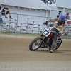 AMA Vintage Grand Championships, Ashland County Fairgrounds, Ashland, Ohio, July 20-21, 2013. Part of the AMA Vintage Dirt Track National Championship Series. Photo by Jen Muecke/American Motorcyclist Association.
